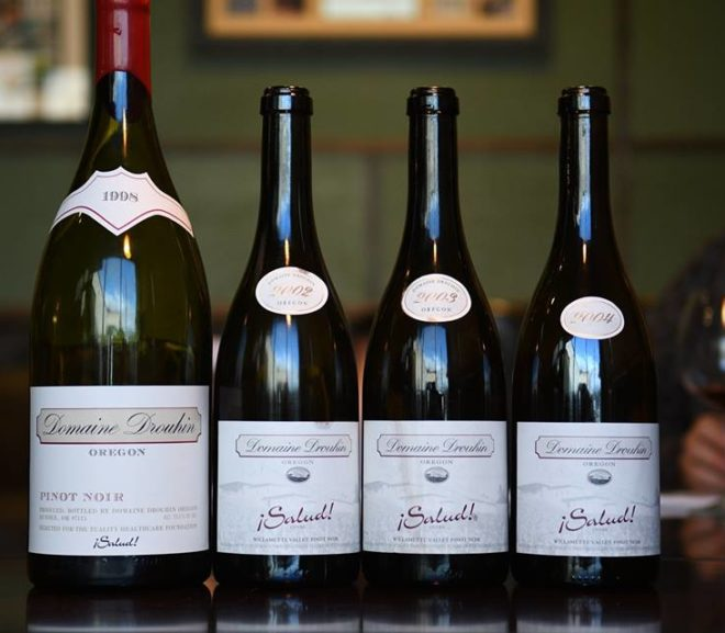 Epsiode 360: An Aged Vertical Of Domaine Drouhin Oregon Salud Cuvee